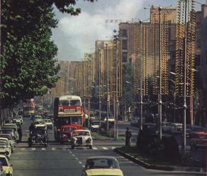 عکسی از خیابان پهلوی قدیم