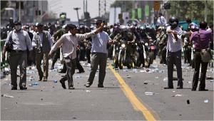 تظاهرات بعد از نمازجمعه ۲۶ تیرماه - وبلاگ میخستان